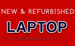Buy New & Refurbished Laptop