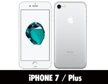 Buy iPHONE 7 / Plus