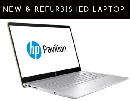 Buy New & Refurbished Laptop