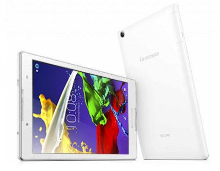 Lenovo TAB 2 A8-50LC 8 Inch, RAM 2 ROM 8GB ,4G LTE CALL, White